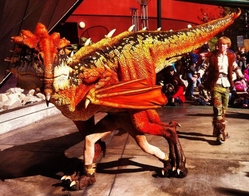 Stinger Pungiglione Dragon Trainer Bestiario