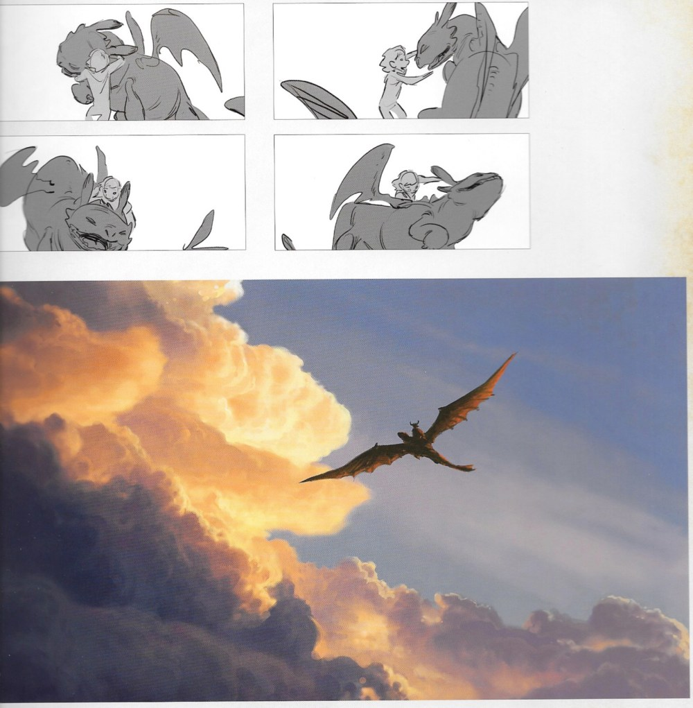 toothless_sdentato_how to train your dragon_bestiario_monster movie