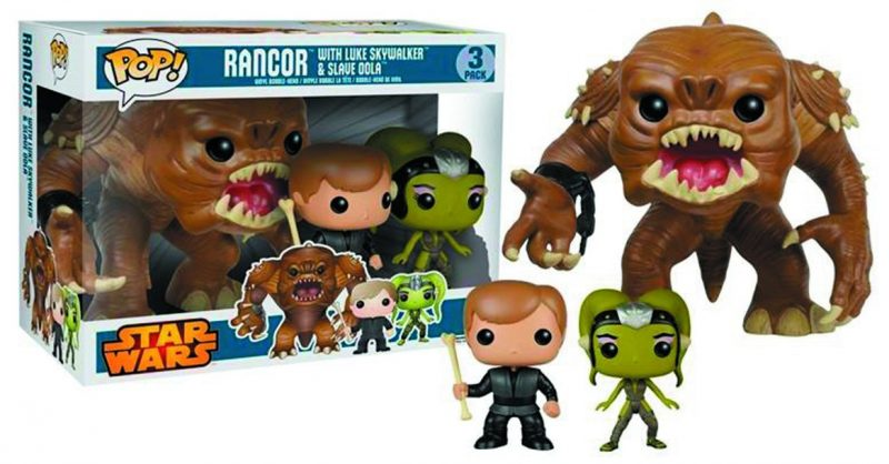 Funko Pop con il Rancor
