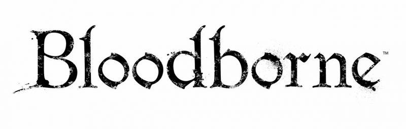 Bloodborne logo gioco