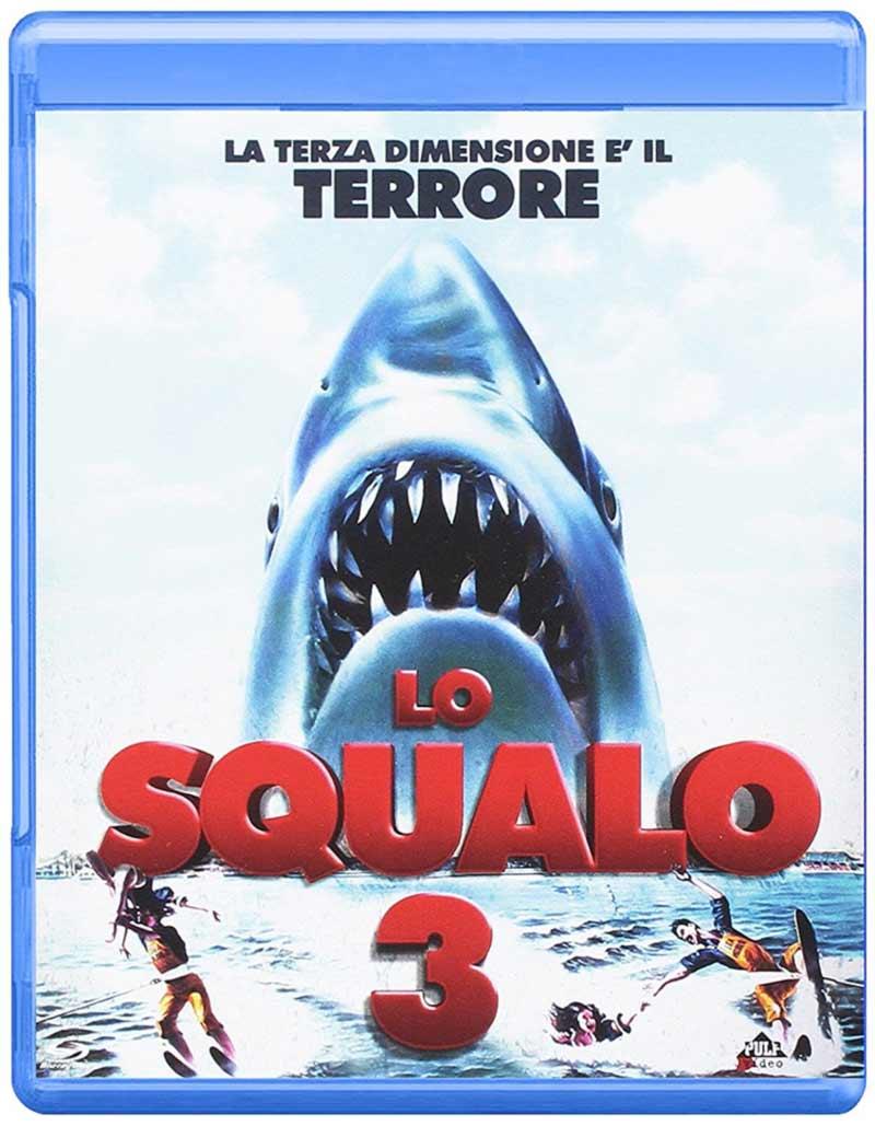 Lo Squalo 3 link blu-ray