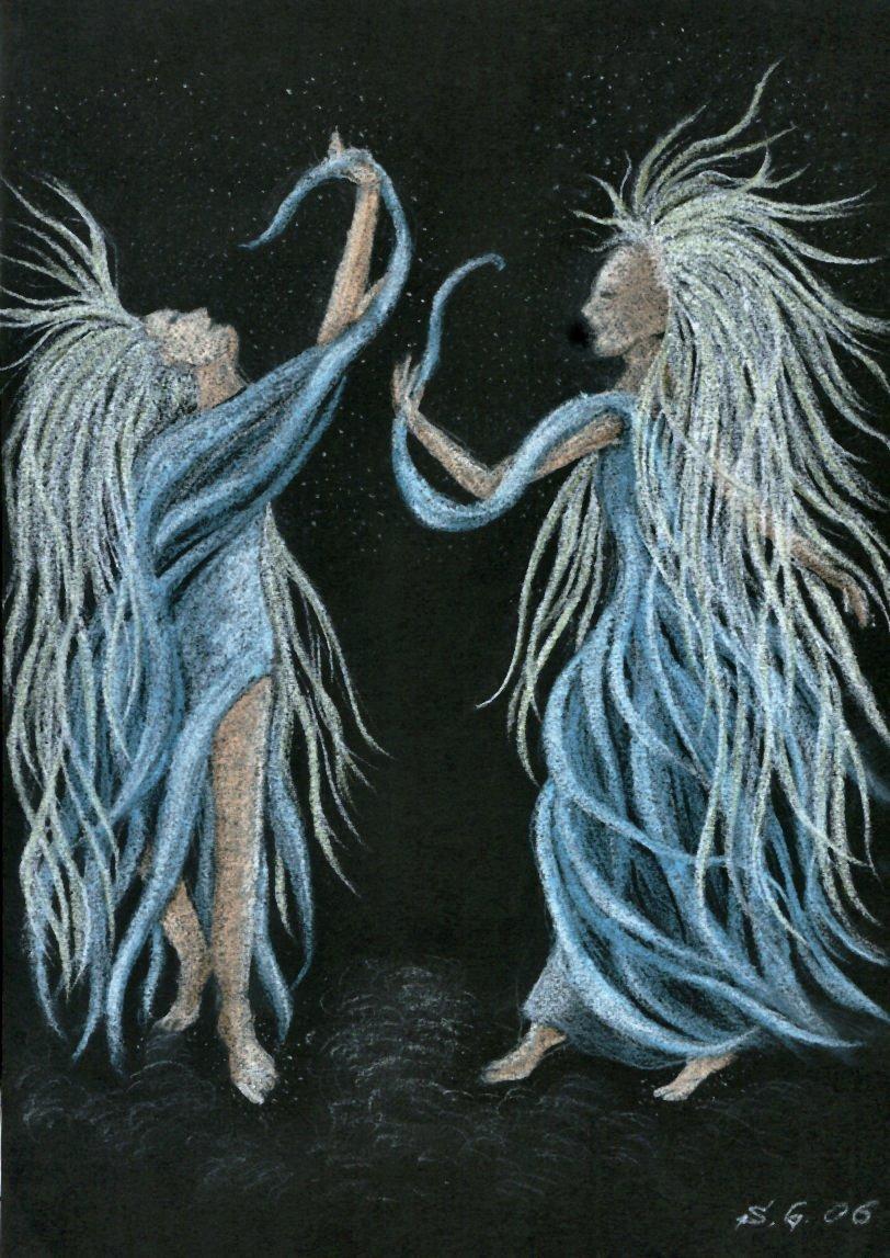 Due Veela danzanti