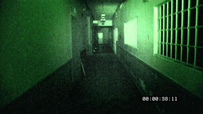 Manicomio di ESP fenomeni paranormali