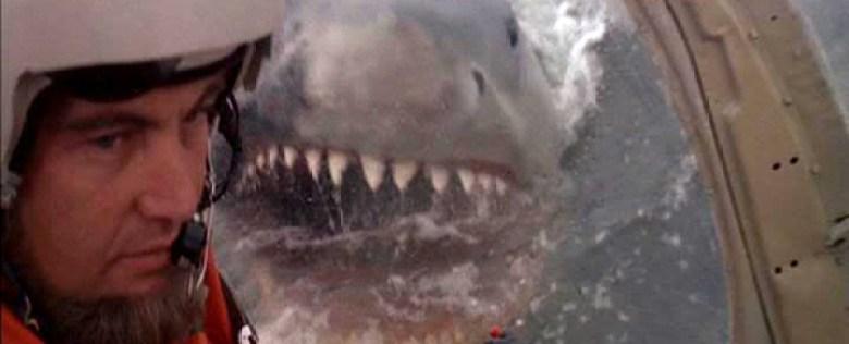 Jaws 2 squalo contro elicottero