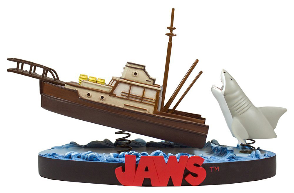 Bobble orca attack Jaws