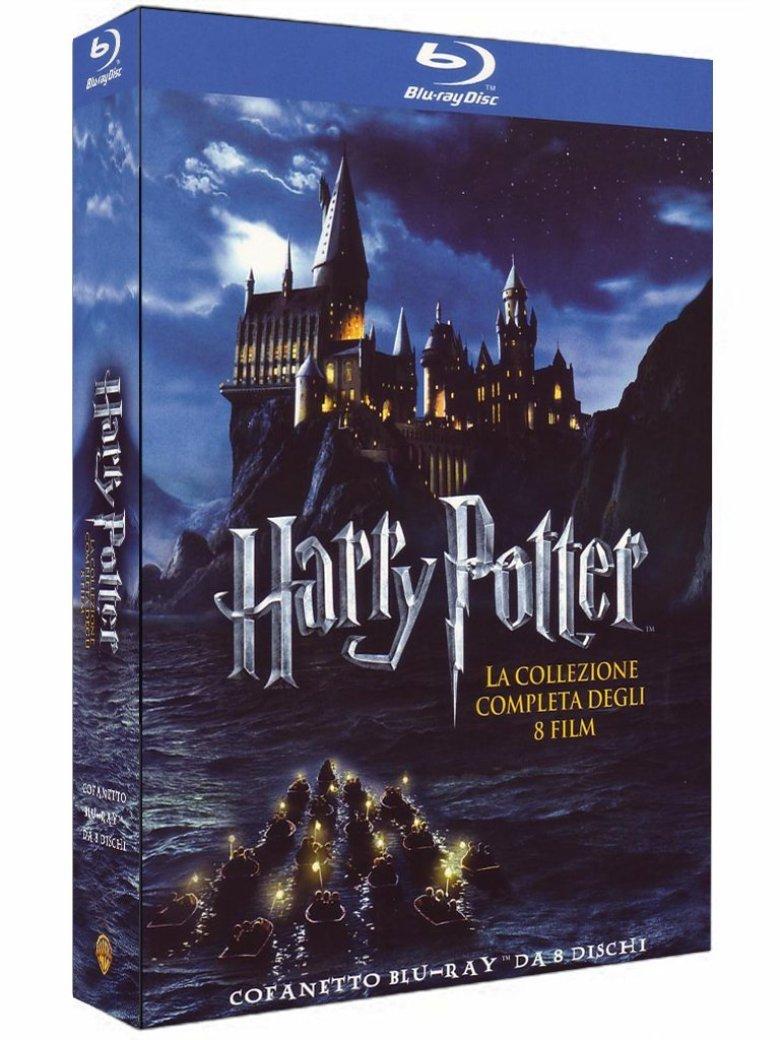 Acquisto Blu-ray Harry Potter collezione completa