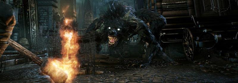 Bloodborne Bestie della piaga