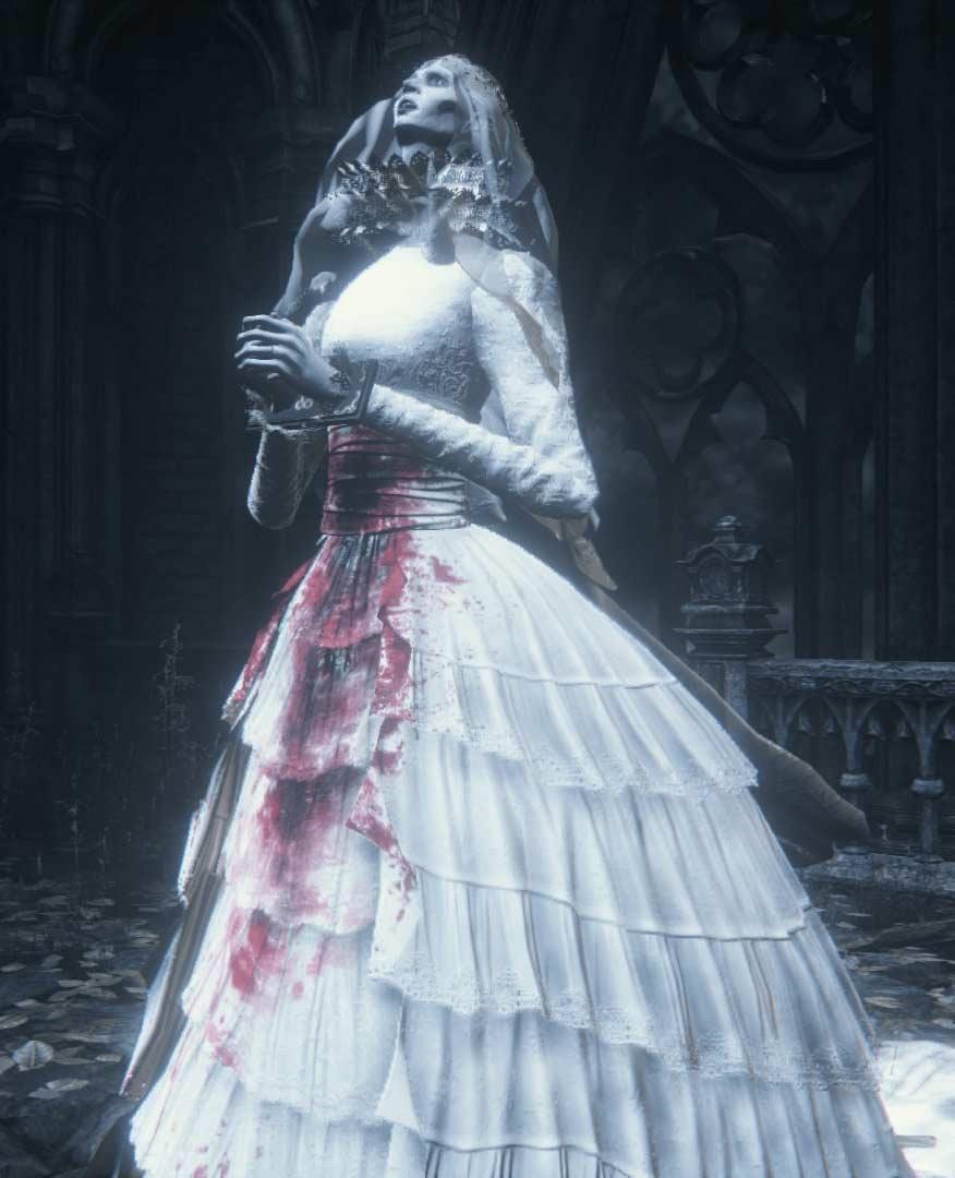 Bloodborne Regina di Yarnham