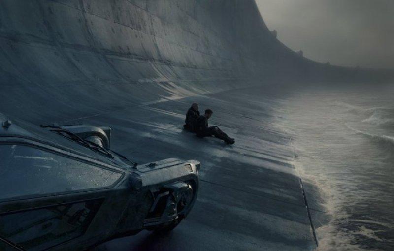 Blade Runner 2049 scena acqua