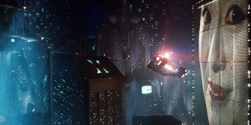 Blade Runner scena film
