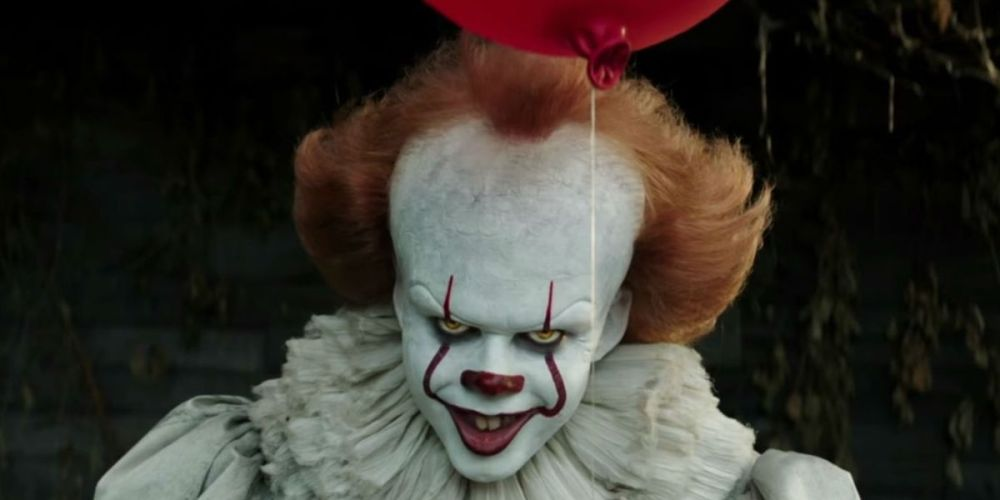 It Pennywise con palloncino