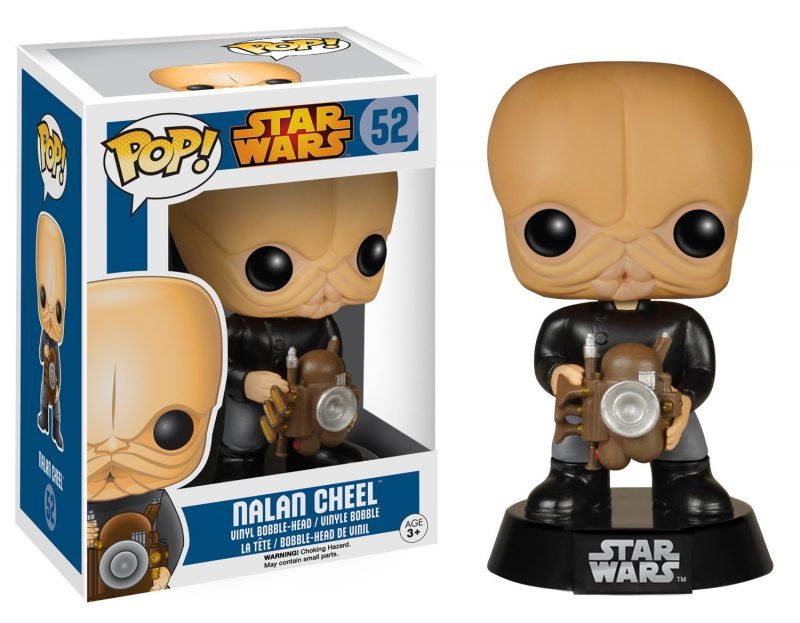 Funko Pop Bith Star Wars