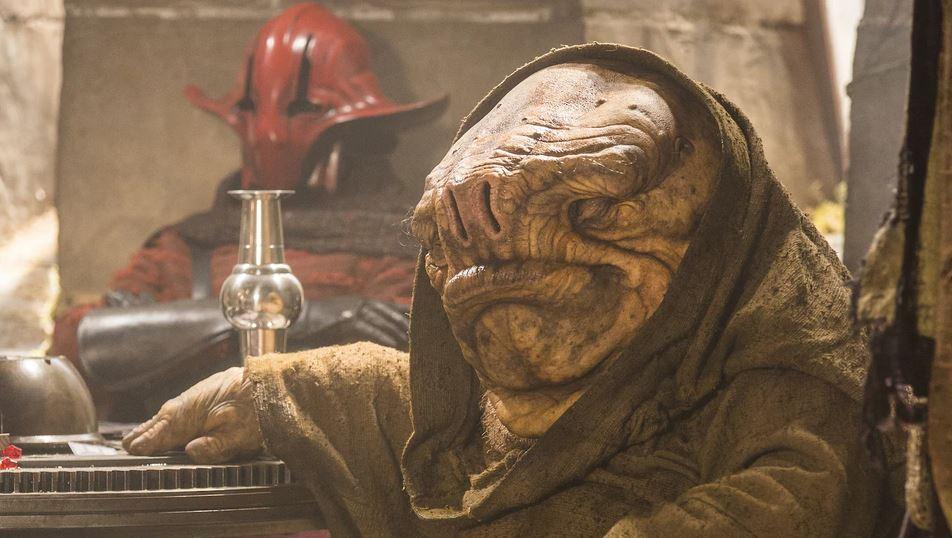Baragwin alieno Star Wars