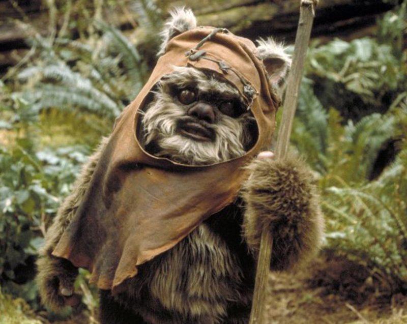 Il ritorno dello Jedi Ewok