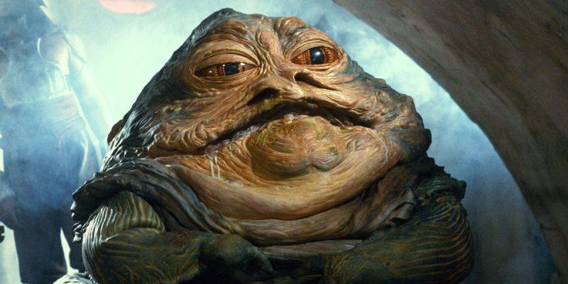 Jabba the Hutt Il ritorno dello Jedi