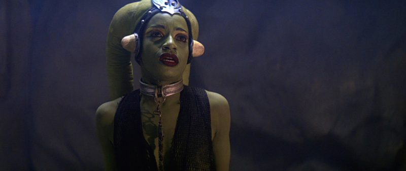 Danzatrice Twilek star wars