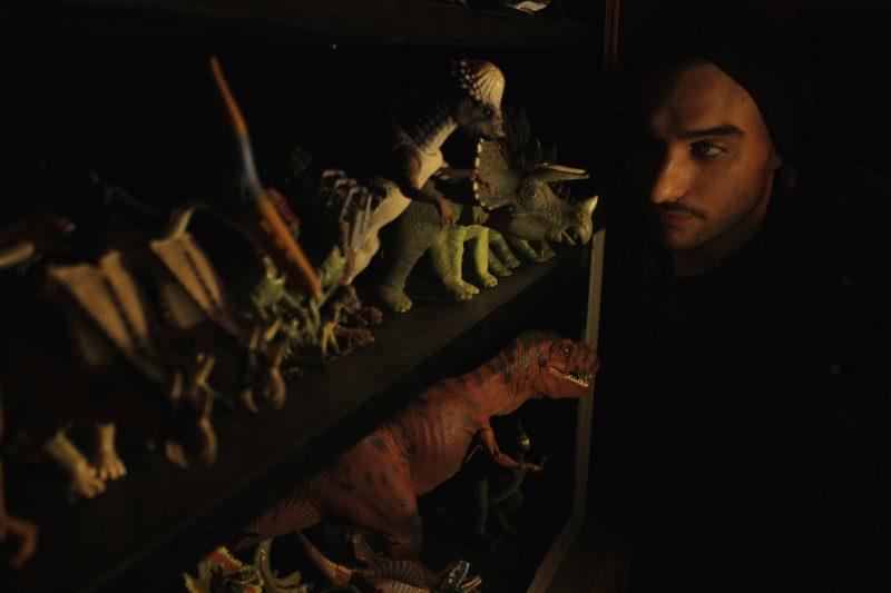 Collezione dinosauri Monster Movie