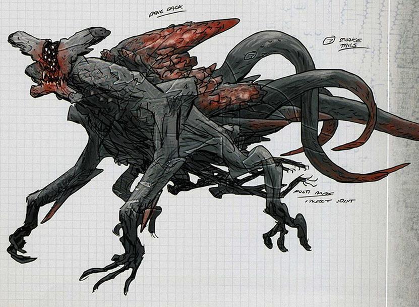 Anatomia di Slattern