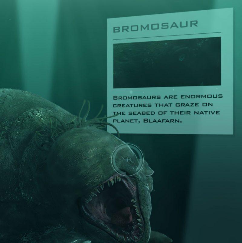 Identikit del Bromosaur