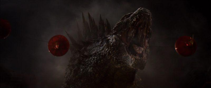 Godzilla che ruggisce Monsterverse