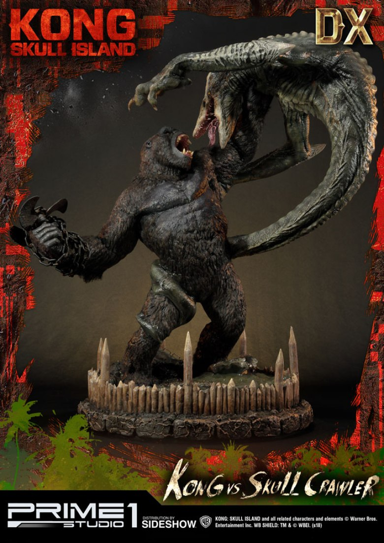 Kong vs Skullcrawler deluxe
