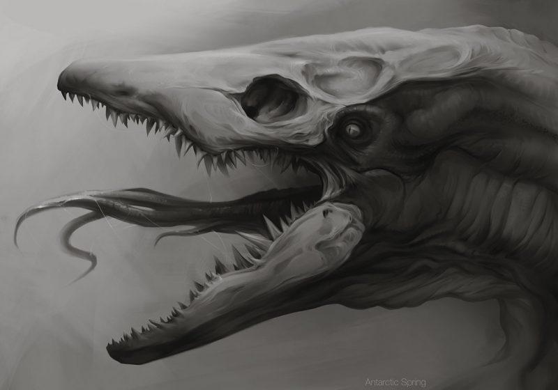 Skullcrawler fan art