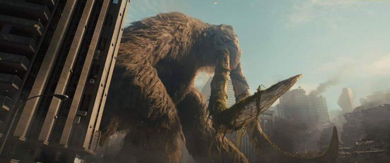 Behemoth titano nel film