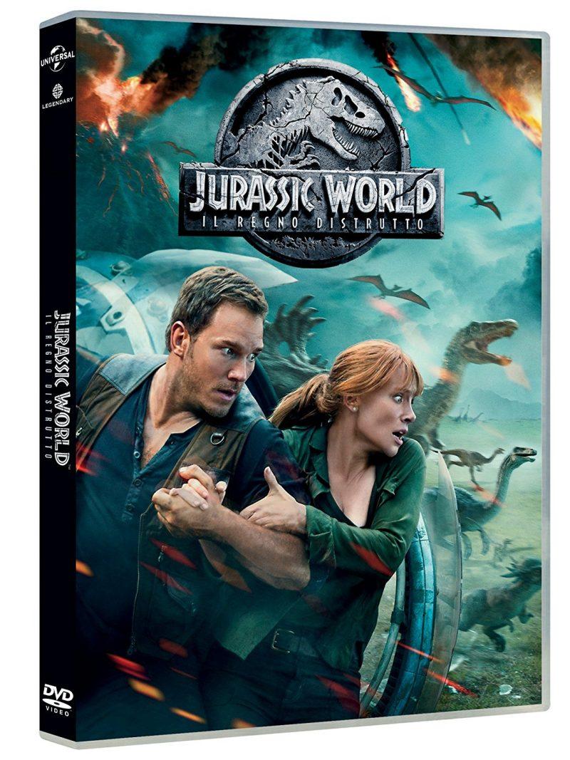 Jurassic World DVD acquisto