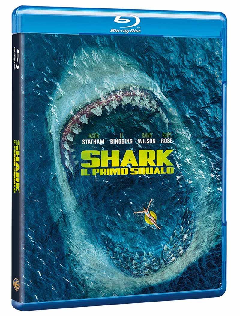 Shark primo squalo link amazon per blu-ray