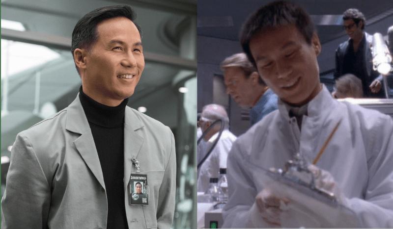 Dottor Henry Wu saga Jurassic