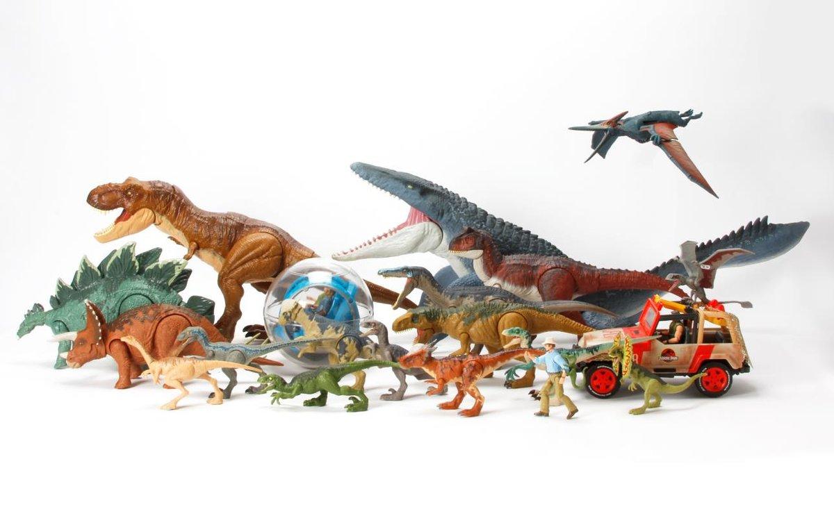 I Giocattoli di Jurassic World hanno battuto Star Wars – Monster Movie