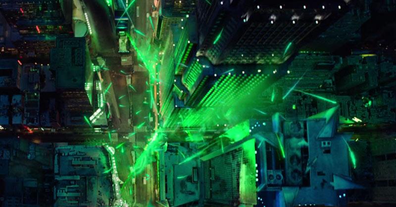 Esercito di spettri Ghostbusters reboot
