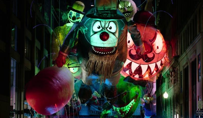 Palloni fantasma reboot di Ghostbusters