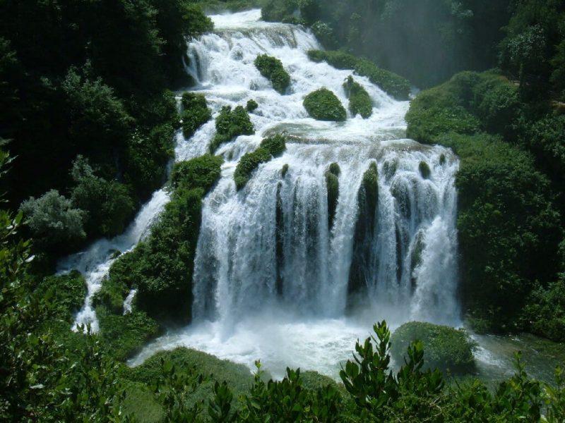 Cascata delle Marmore Gnefro