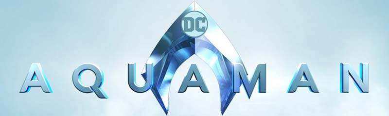 Aquaman logo saga DC