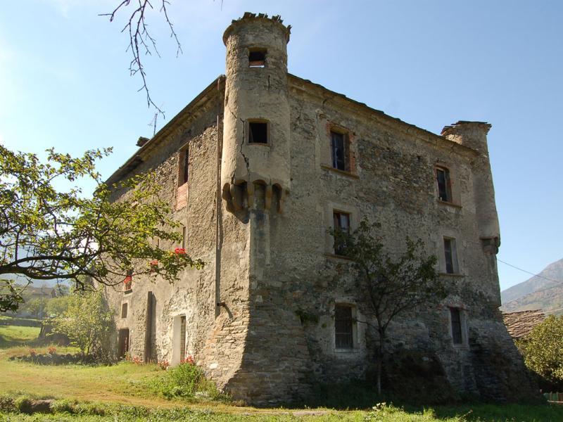 Castello Saint-Marcel fantasmi