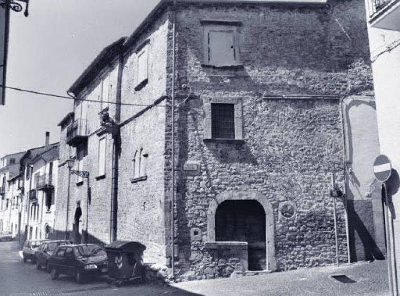 Palazzo Nuonno Agnone Molise