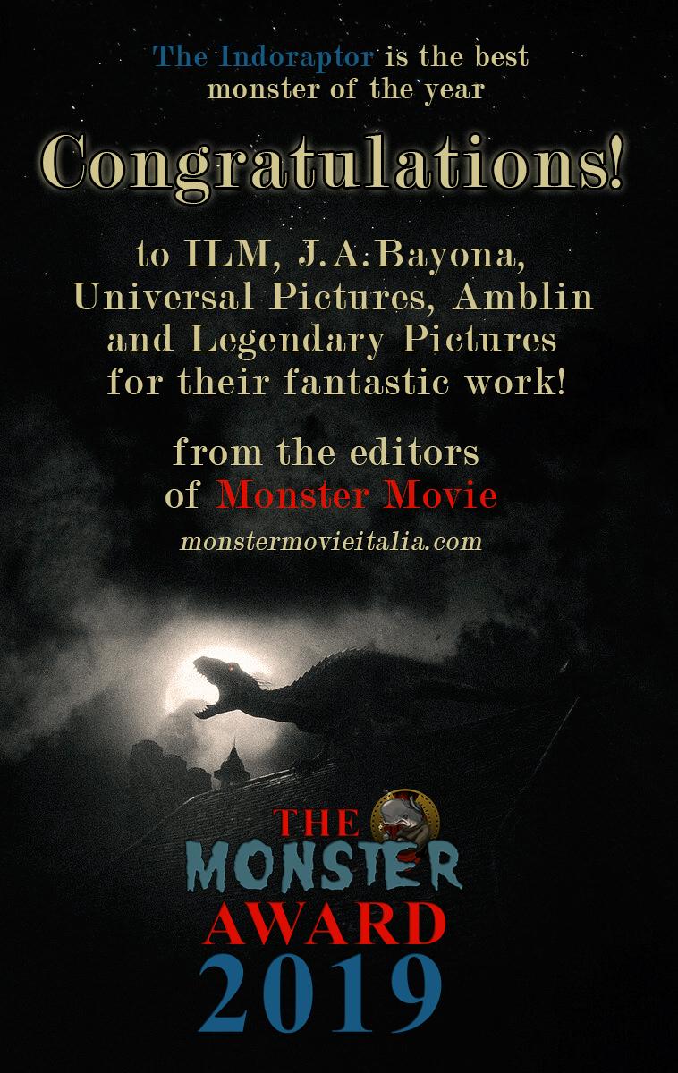 The Monster Award 2019 Indoraptor Monster Movie.jpg