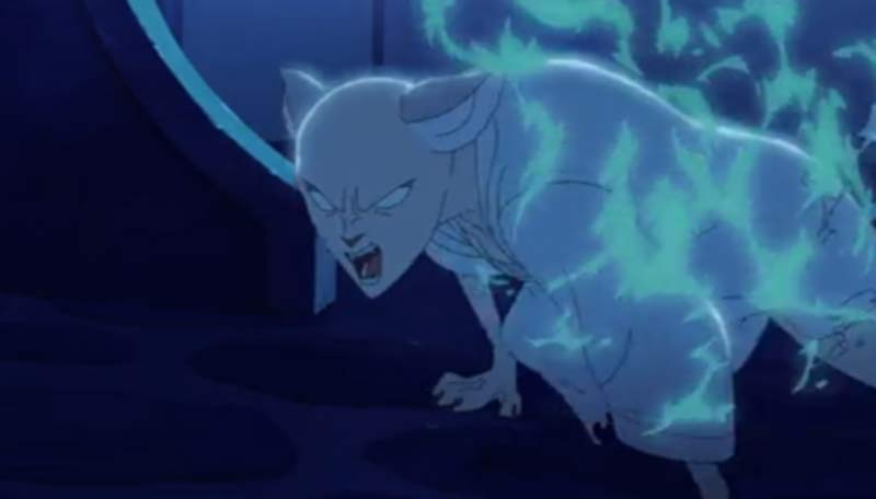hulijing kitsune love death and robots