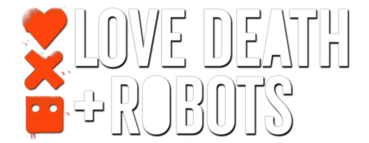 love death and robots logo serie