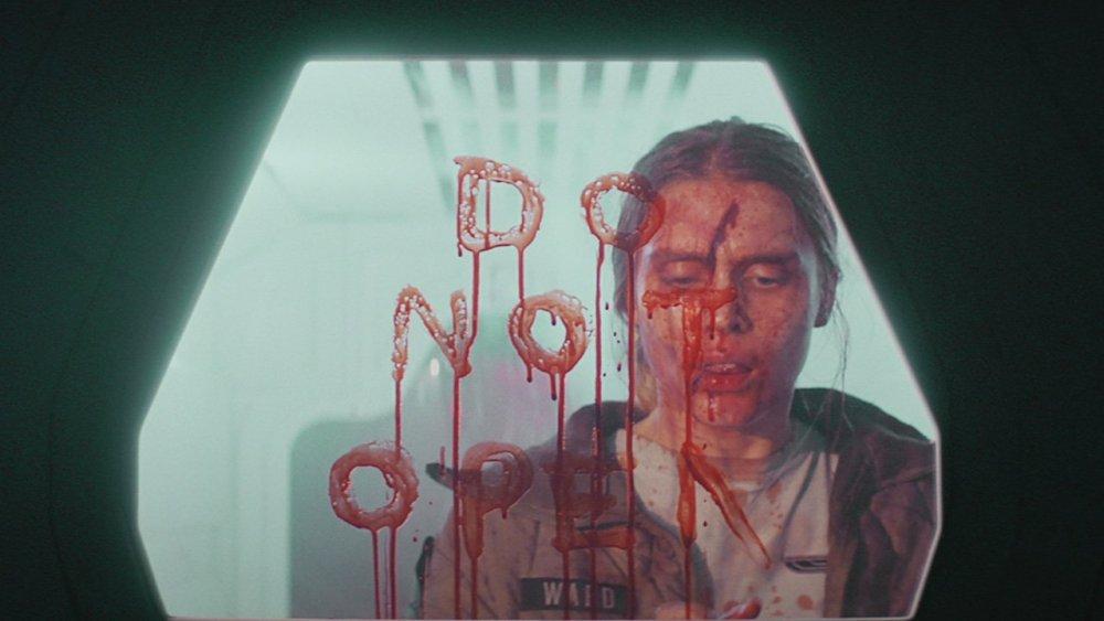 Alien cortometraggio fanmade screen