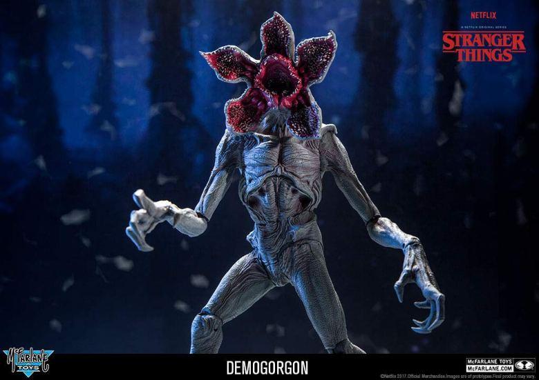 Demogorgone action figure link per acquistare