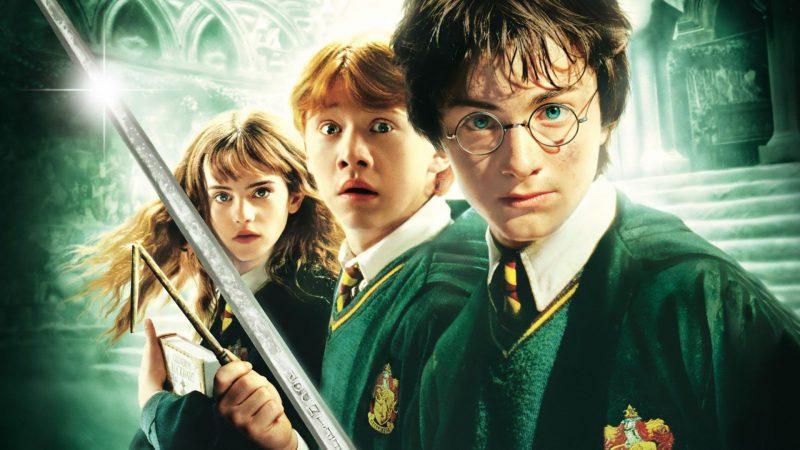 Harry Potter e la Camera dei Segreti poster