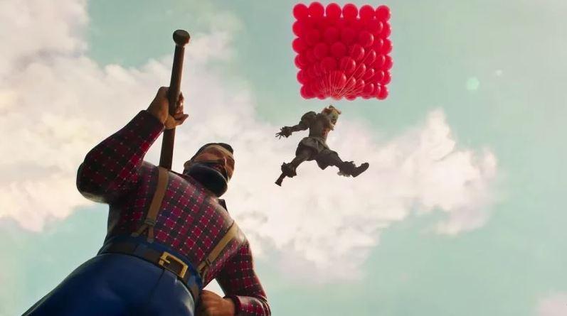It volo con palloncini capitolo 2