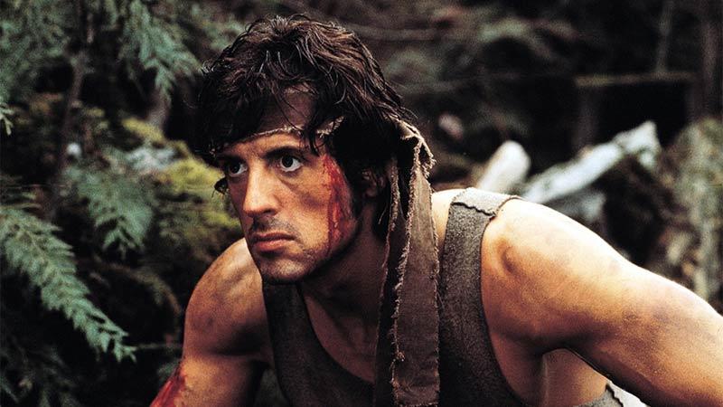 Rambo film originale Stallone