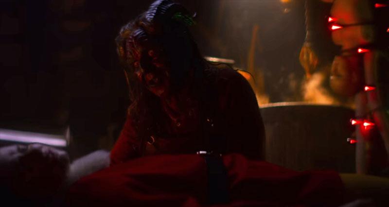 Bartel demone della serie Sabrina