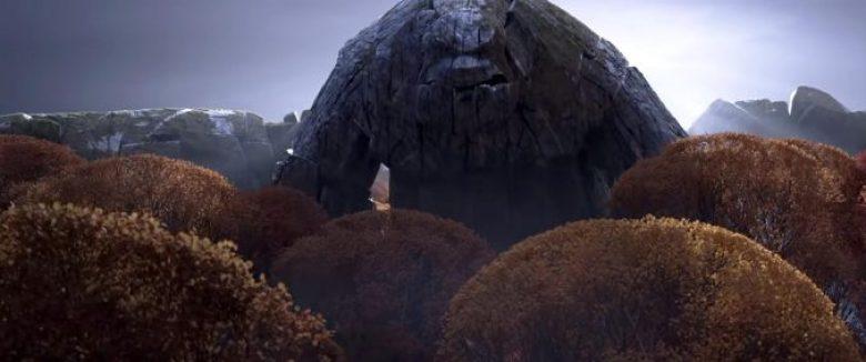 Giganti di Terra in Frozen 2