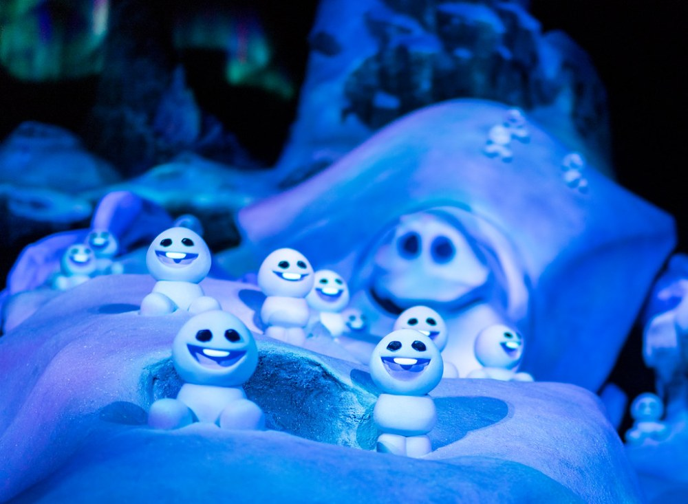 Snowgies in Frozen