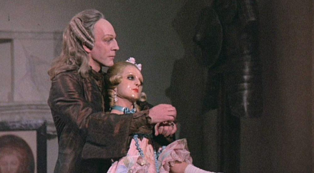 Bambola meccanica in Casanova di Federico Fellini