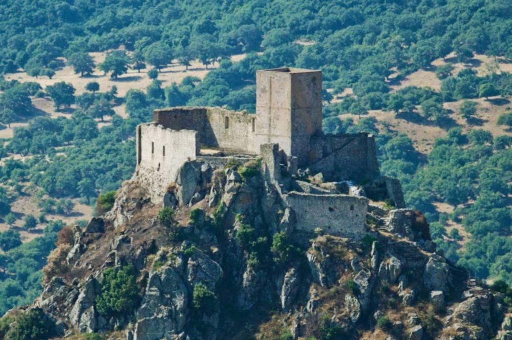 Castello Burgos Don Blas Sardegna